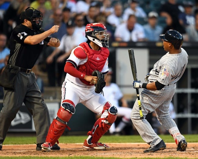 Chicago White Sox vs. Cleveland Indians - 7/30/17 MLB Pick, Odds, and Prediction