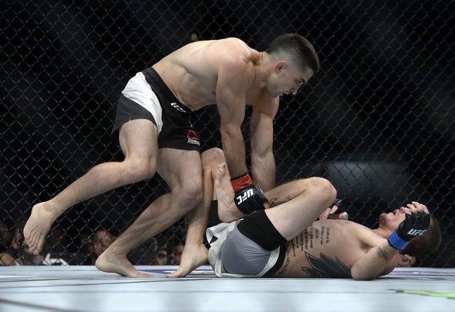 Ricardo Lamas vs. Josh Emmett UFC Pick, Preview, Odds, Prediction - 12/16/17