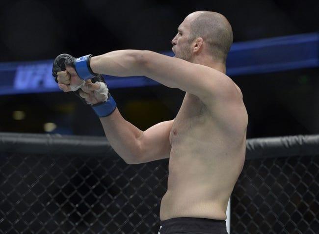 Volkan Oezdemir vs. Mauricio Rua UFC Fight Night 134 Pick, Preview, Odds, Prediction - 7/22/18