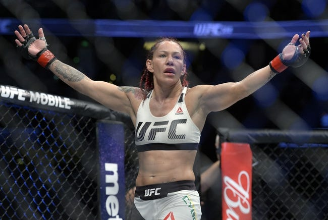 Cris Cyborg vs. Holly Holm UFC 219 Pick, Preview, Odds, Prediction - 12/30/17