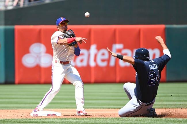Philadelphia Phillies vs. Atlanta Braves - 7/31/17 MLB Pick, Odds, and Prediction