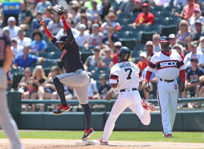 Chicago White Sox vs. Cleveland Indians - 9/4/17 MLB Pick, Odds, and Prediction