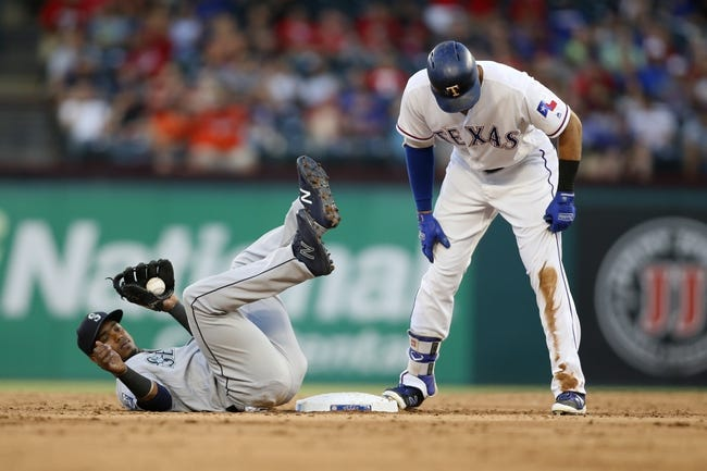 Texas Rangers vs. Seattle Mariners - 8/1/17 MLB Pick, Odds, and Prediction