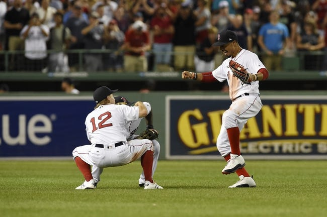 Boston Red Sox vs. Cleveland Indians - 8/1/17 MLB Pick, Odds, and Prediction