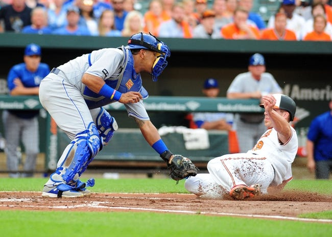 Baltimore Orioles vs. Kansas City Royals - 8/2/17 MLB Pick, Odds, and Prediction