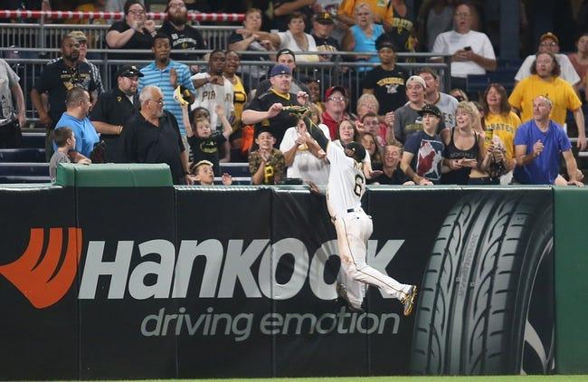 Pittsburgh Pirates vs. Cincinnati Reds - 8/2/17 MLB Pick, Odds, and Prediction