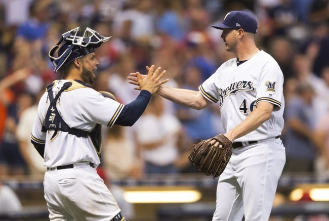 Milwaukee Brewers vs. St. Louis Cardinals - 8/2/17 MLB Pick, Odds, and Prediction