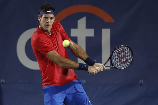 Juan Martin Del Potro vs Kei Nishikori 3 August 2017: Citi Open Preview and Predictions