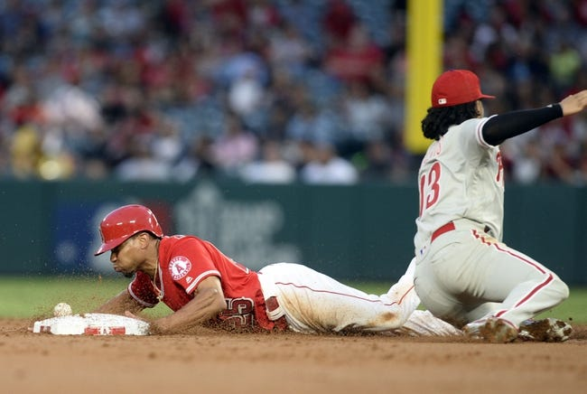 Los Angeles Angels vs. Philadelphia Phillies - 8/3/17 MLB Pick, Odds, and Prediction