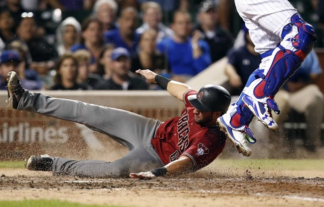 Chicago Cubs vs. Arizona Diamondbacks - 8/3/17 MLB Pick, Odds, and Prediction