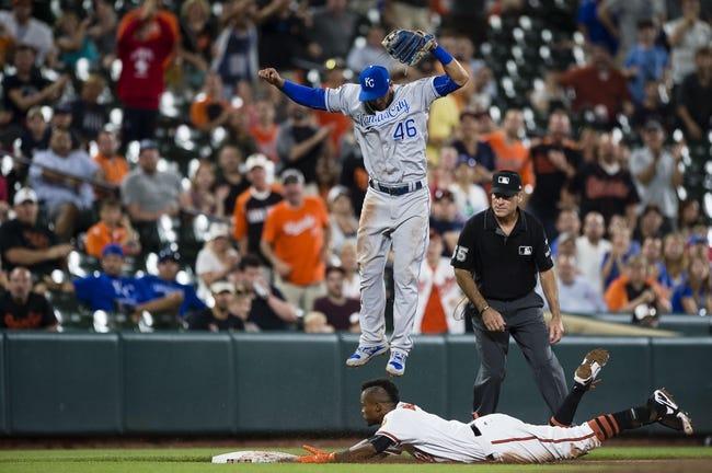 Baltimore Orioles vs. Kansas City Royals - 5/8/18 MLB Pick, Odds, and Prediction