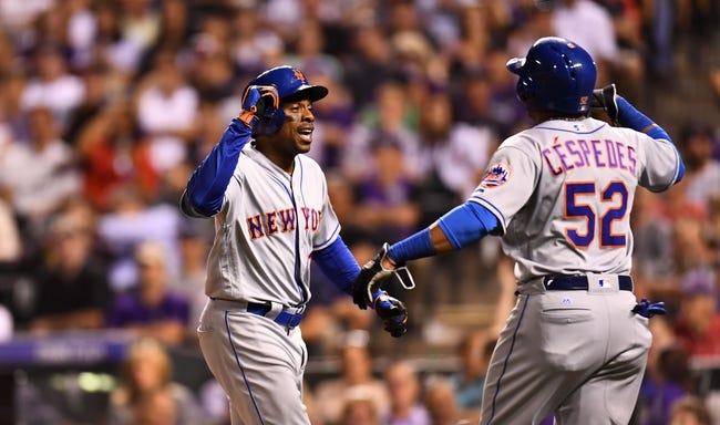 Colorado Rockies vs. New York Mets - 8/3/17 MLB Pick, Odds, and Prediction