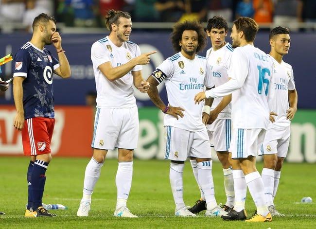 Soccer | Bayern vs. Real Madrid