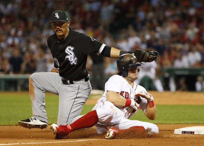 Boston Red Sox vs. Chicago White Sox - 8/4/17 MLB Pick, Odds, and Prediction