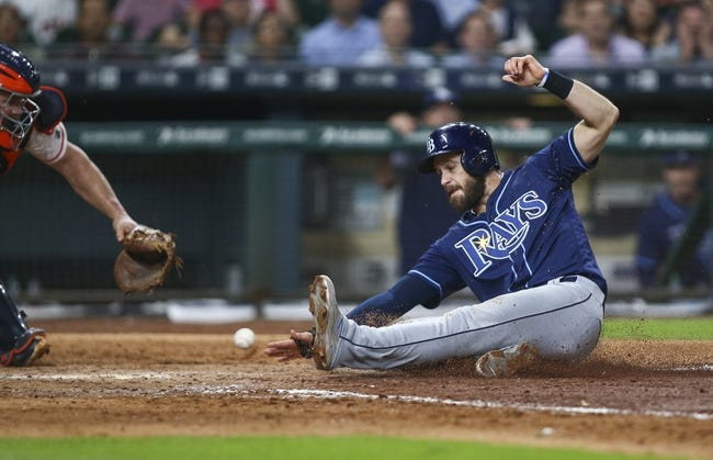 Tampa Bay Rays vs. Milwaukee Brewers - 8/4/17 MLB Pick, Odds, and Prediction