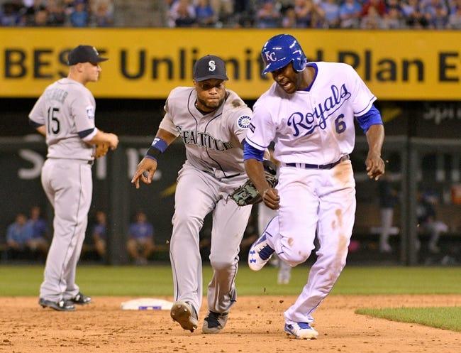 Kansas City Royals vs. Seattle Mariners - 8/4/17 MLB Pick, Odds, and Prediction
