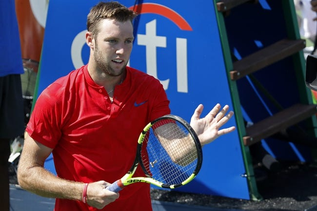 Jack Sock vs. Kevin Anderson 2017 Citi Open Semifinal Pick, Odds, Prediction