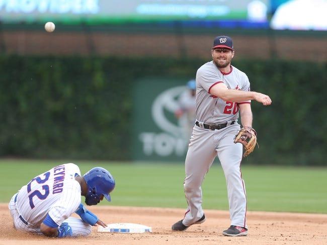 Chicago Cubs vs. Washington Nationals - 8/5/17 MLB Pick, Odds, and Prediction
