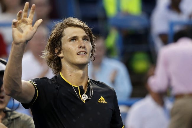 Alexander Zverev vs. Kei Nishikori 2017 Citi Open Semifinal Pick, Odds, Prediction
