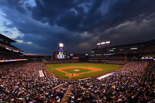 Colorado Rockies vs. Philadelphia Phillies - 8/5/17 MLB Pick, Odds, and Prediction