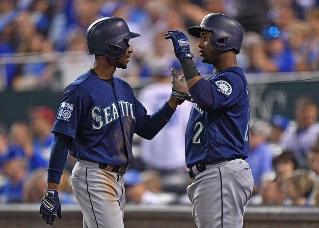Kansas City Royals vs. Seattle Mariners - 8/5/17 MLB Pick, Odds, and Prediction