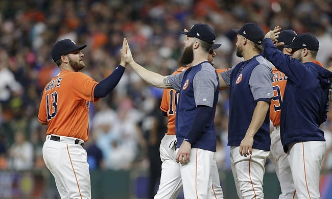 Houston Astros vs. Toronto Blue Jays - 8/5/17 MLB Pick, Odds, and Prediction