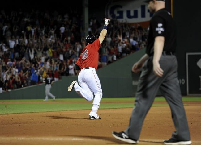 Boston Red Sox vs. Chicago White Sox - 8/5/17 MLB Pick, Odds, and Prediction