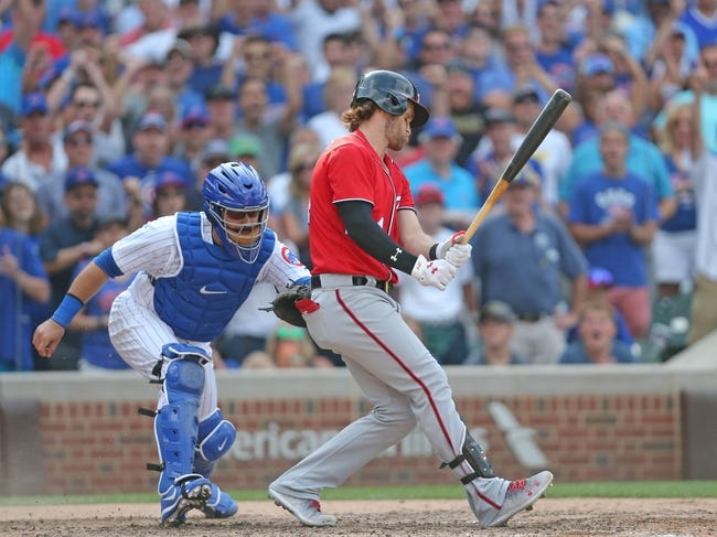 Chicago Cubs vs. Washington Nationals - 8/6/17 MLB Pick, Odds, and Prediction