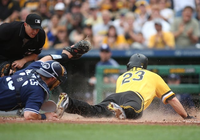 Pittsburgh Pirates vs. San Diego Padres - 5/17/18 MLB Pick, Odds, and Prediction