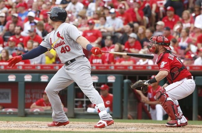 St. Louis Cardinals vs. Cincinnati Reds - 9/12/17 MLB Pick, Odds, and Prediction