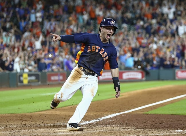 Houston Astros vs. Toronto Blue Jays - 6/25/18 MLB Pick, Odds, and Prediction