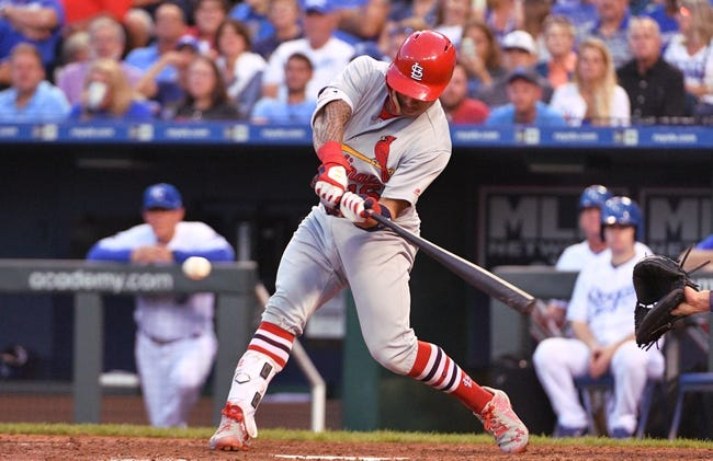 Kansas City Royals vs. St. Louis Cardinals - 8/8/17 MLB Pick, Odds, and Prediction