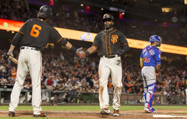 San Francisco Giants vs. Chicago Cubs - 8/8/17 MLB Pick, Odds, and Prediction