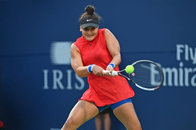 Tennis | Stefanie Vögele vs Bianca Andreescu