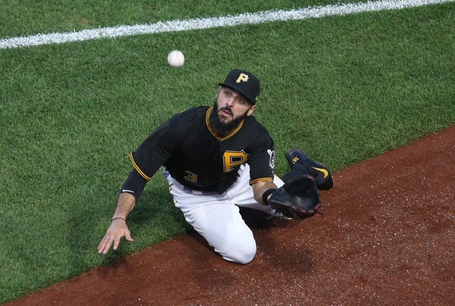 Detroit Tigers vs. Pittsburgh Pirates - 8/9/17 MLB Pick, Odds, and Prediction