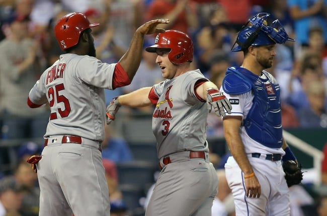 St. Louis Cardinals vs. Kansas City Royals - 8/9/17 MLB Pick, Odds, and Prediction