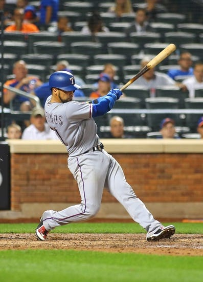 New York Mets vs. Texas Rangers - 8/9/17 MLB Pick, Odds, and Prediction