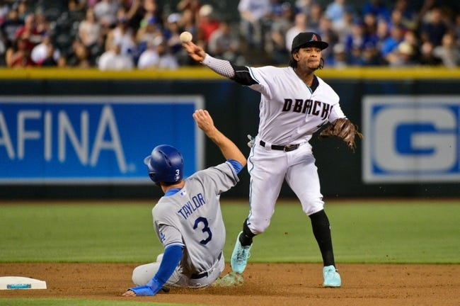 Arizona Diamondbacks vs. Los Angeles Dodgers - 8/9/17 MLB Pick, Odds, and Prediction