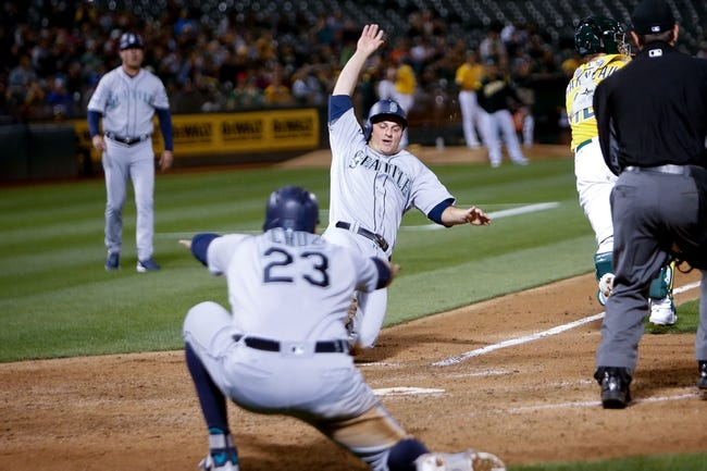 Oakland Athletics vs. Seattle Mariners - 8/9/17 MLB Pick, Odds, and Prediction