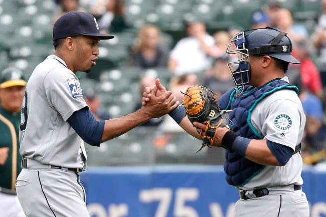 Seattle Mariners vs. Oakland Athletics - 9/1/17 MLB Pick, Odds, and Prediction
