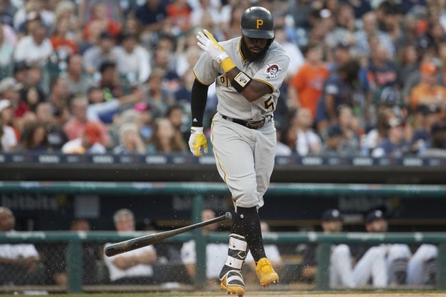 Detroit Tigers vs. Pittsburgh Pirates - 8/10/17 MLB Pick, Odds, and Prediction