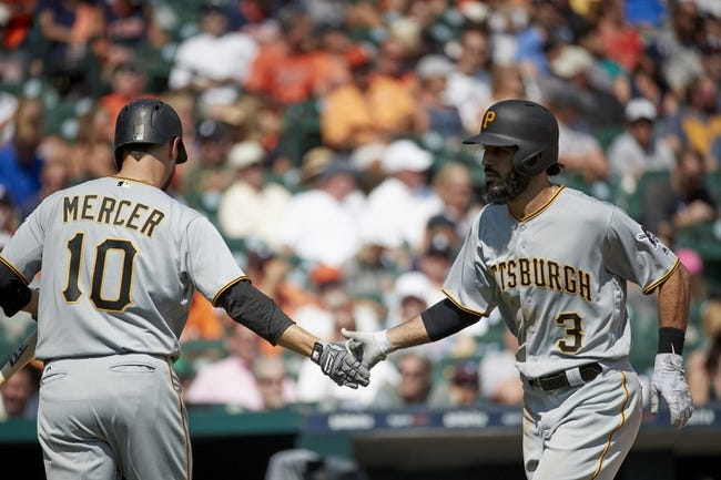 Detroit Tigers vs. Pittsburgh Pirates - 3/30/18 MLB Pick, Odds, and Prediction