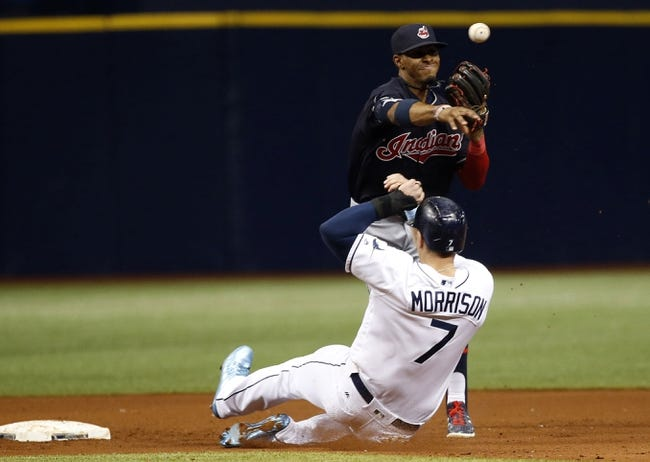 Tampa Bay Rays vs. Cleveland Indians - 8/11/17 MLB Pick, Odds, and Prediction