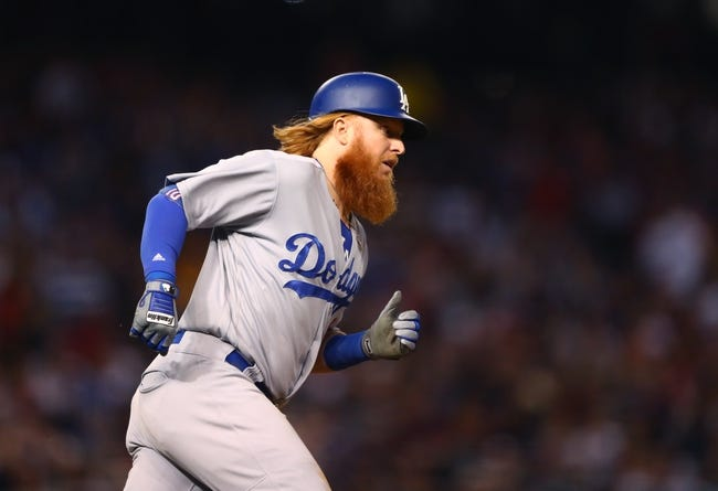 Arizona Diamondbacks vs. Los Angeles Dodgers - 8/29/17 MLB Pick, Odds, and Prediction