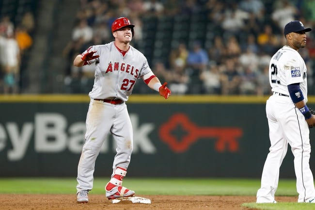 Seattle Mariners vs. Los Angeles Angels - 8/11/17 MLB Pick, Odds, and Prediction