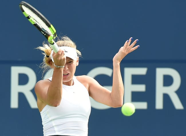Caroline Wozniacki vs. Sloane Stephens 2017 Rogers Cup Semifinal Pick, Odds, Prediction