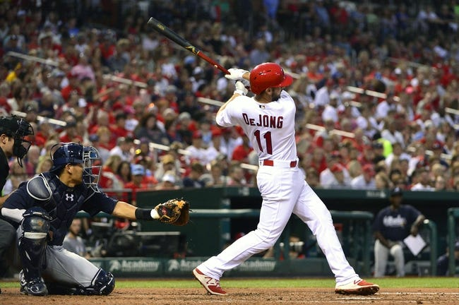 St. Louis Cardinals vs. Atlanta Braves - 8/12/17 MLB Pick, Odds, and Prediction