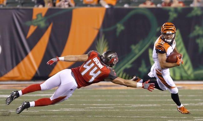 Cincinnati Bengals vs. Tampa Bay Buccaneers - 10/28/18 NFL Pick, Odds, and Prediction