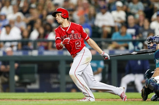 Seattle Mariners vs. Los Angeles Angels - 8/12/17 MLB Pick, Odds, and Prediction