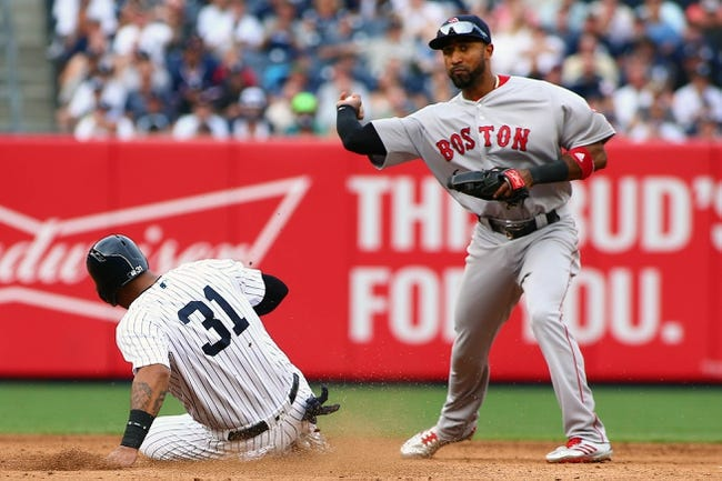 New York Yankees vs. Boston Red Sox - 8/13/17 MLB Pick, Odds, and Prediction